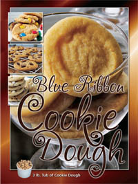 Blue Ribbon Cookies for profitable fundraising