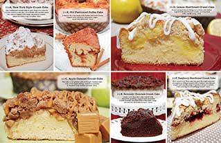 easy cake fundraiser with something sweet and profitable-fundraising.com