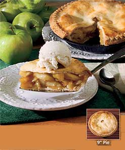 apple pie fundraiser is an easy fundraiser to do all year.