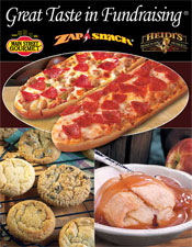 Great taste in fundraising with this easy pizza fundraiser idea.